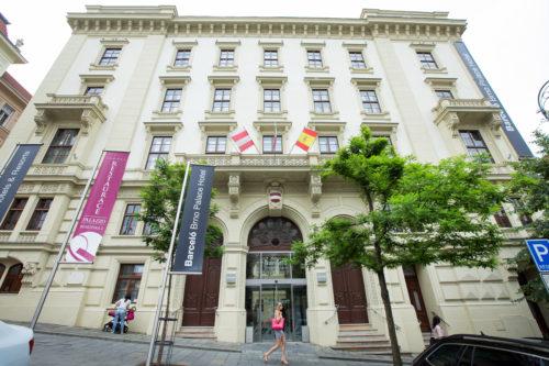 Barceló Brno Palace, první pětihvězdičkový hotel v Brně