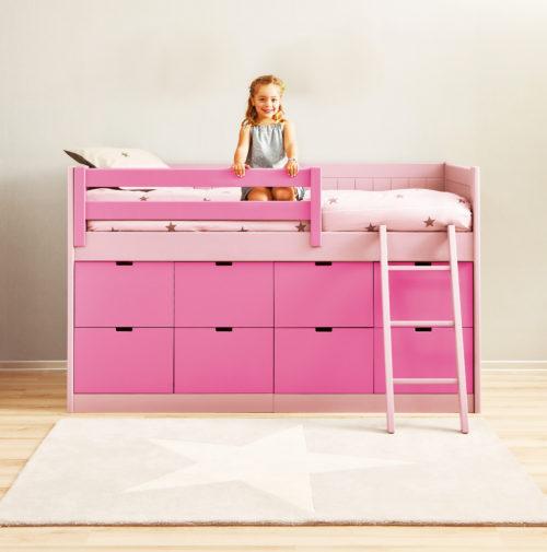 Chytré postele, které plní dětská přání