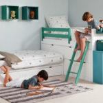 1c postel úložná a postel s vysouvacím lůžkem