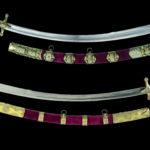5 osmanská šavle