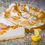 9 francouzský citrónový koláč