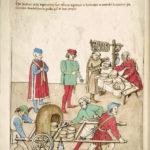 3_Středověký trh s preclíky