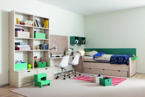 10 chlapecký pokoj pro dva bratry
