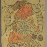 5_karta z nálezu ve Vladislavském sále