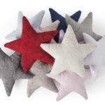 11_polštářky ve tvaru hvězd_foto Viabel repro zdarma
