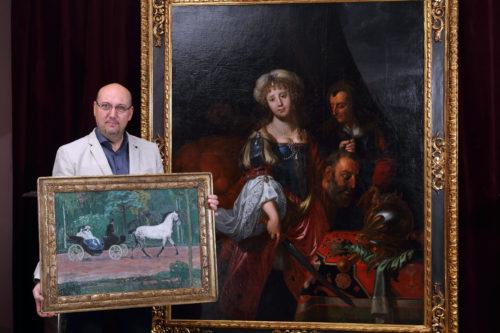 V Arthouse Hejtmánek chystají večerní aukci, nabídne umělecké rarity
