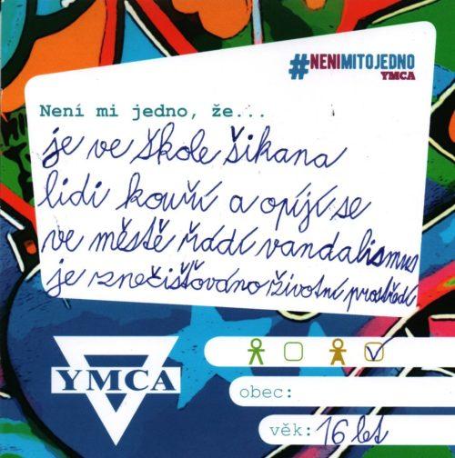 Ojedinělý průzkum YMCA ukazuje, co vadí mladým Čechům: zájem odpovídat je velký