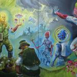 2_Rachacha Smotlacha,195 x 300, akryl na plátně, 2011