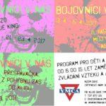 2_Bojovníci v nás_plakát s chystanými akcemi pro děti a mládež_foto YMCA repro zdarma