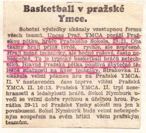 6_sportovní zpravodajství z roku 1932_foto YMCA repro zdarma