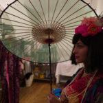 1_Modelka v kimonu ze sbírky Kumie Holy_foto Daniel Šperl_repro zdarma