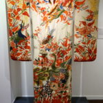 4_ Bohatě zdobené kimono z první poloviny 20 století jako vzácný muzejní exponát_foto archiv_repro zdarma