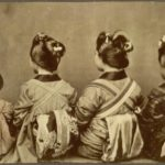 9_Různý způsob vázání pásu obi jímž se upevňovala a zároveň zdobila ženská kimona_foto archiv_repro zdarma