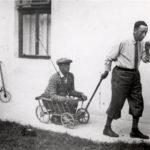 1_Josef a Karel Čapek na prázdninách v roce 1930_foto Památník Karla Čapka_repro zdarma (1)