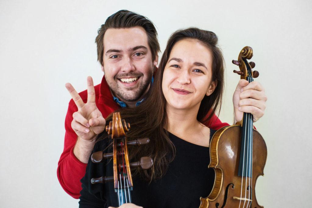 1_Matouš Pěruška a Kristina Vocetková_foto Michael Romanovský_ repro zdarma
