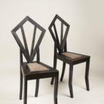11_Kubistické židle Pavel Janák_foto Arthouse Hejtmánek_repro zdarma