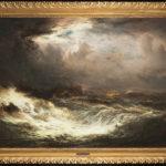 2_Ivan Konstantinovič Ajvazovkij_Bouře na moři_foto Arthouse Hejtmánek_repro zdarma