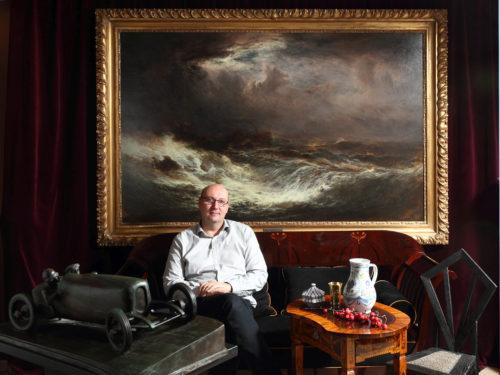 Večerní aukce u Hejtmánků: Ajvazovskij za téměř 19 milionů, rekordní Sopko i Jetelová