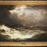 2_Bouře na moři Ivana Konstantinoviče Ajvazovského vyvolávací cena 11mil Kč_foto Arthouse Hejtmánek_repro zdarma