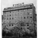 3_zadní trakt Paláce YMCA na snímku ze 30 let 20 stol_foto YMCA_repro zdarma