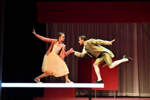 Úklady a láska. Švandovo divadlo uvede slavný divadelní trhák