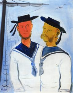 2_Dva námořníci, 1939 (Wilson a Mulrady)_foto archiv spkl z s_repro zdarma