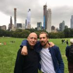 1_Robert Jašków a Tomáš Pavelka teď hostují v New Yorku_foto archiv Švandova divadla_repro zdarma