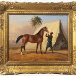 10_Předvádění arabského koně Émila Verneta_foto Arthouse Hejtmánek_repro zdarma