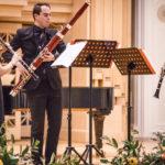 2_Trio Trifoglio ve složení Jana Kopicová-hoboj_Jan Hudeček-fagot_Jana Černohouzová-klarinet_foto Michael Romanovský_repro zdarma