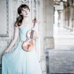 3_Houslistka Ludmila Pavlová jedna z hvězd letošního Koncertu proti totalitě_foto Andrej Grilc_repro zdarma
