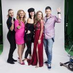 6_Tým společnosti Dermacol s Kristínou Pelákovou při natáčení spotu na nový make-up_foto Dermacol_repro zdarma