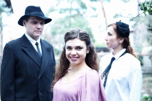 Vršovické divadlo MANA chystá hru Ta třetí, drama lásky a vypočítavosti