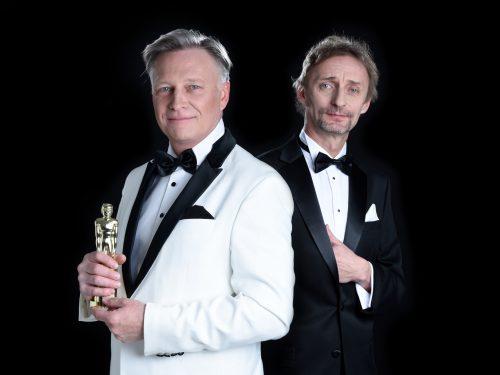 Smrt mu sluší. U Švandů vzniká nová komedie s Michalem Dlouhým a Kamilem Halbichem