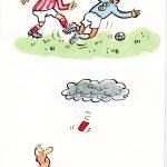 9_Z výstavy karikatur v Paláci YMCA_foto Jaroslav Dostál_repro zdarma