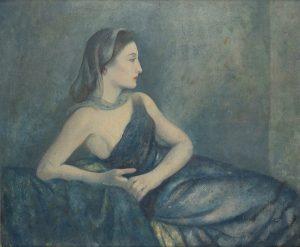 5_Jaroslav Veris_Potrét_1935_foto Arthouse Hejtmánek_repro zdarma