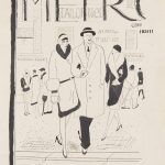 10_Jaroslav Veris_Metro_kresba z roku 1928_foto Arthouse Hejtmánek_repro zdarma