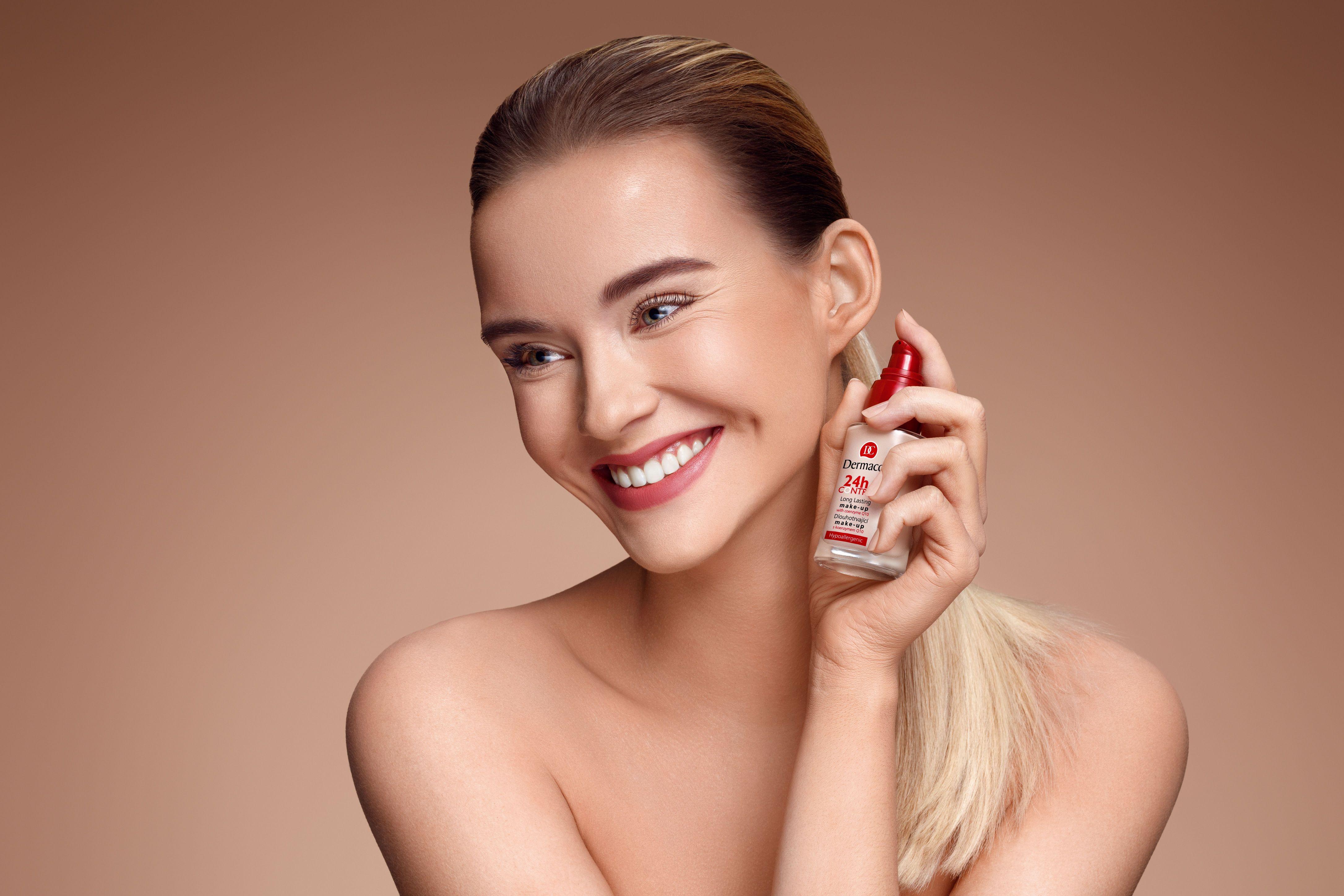 5_Nejoblíbenějším make-upem značky Dermacol je u českých dívek a žen dlouhotrvající 24 H Control_foto Dermacol_repro zdarma