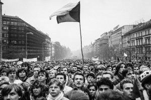 14_Vladimír Birgus, Praha_Prague, 1989_foto archiv V Birguse_repro zdarma