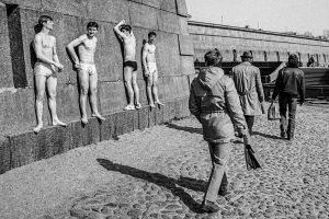 8_Vladimír Birgus, Leningrad, 1982_foto archiv V Briguse_repro zdarma