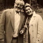 8_Jan Werich a Kamila Moučková na snímku z 20 srpna 1968 den před invazí_foto archiv Kamily Moučkové_repro zdarma