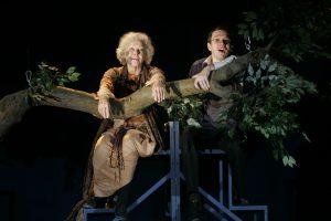 6_Jako Harold a Maude - Květa Fialová a Josef Kubáník - foto Jan Karásek_repro zdarma