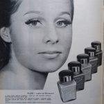 13_Historické logo a make-up Fluid na reklamě z roku 1972_foto Dermacol_repro zdarma