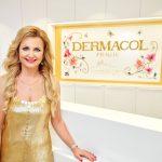 5_Věra Komárová v nové recepci sídla Dermacol_foto Dermacol_repro zdarma