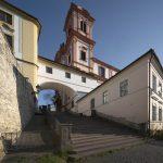 14_Bývalý jezuitský kostel Zvěstování Panně Marii v Litoměřicích je odsvěcený a slouží jako galerie_foto Pavel Mára