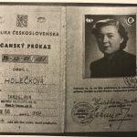 11_Pomocí falešného průkazu chtěl Bohumil svou dceru dostat přes hranice, k tomu ale nedošlo_foto archiv Jany Kánské