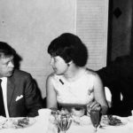 12_Krátce po vystěhování do USA v roce 1968 se Jana Kánská setkala ve Washingtonu s Václavem Havlem_foto archiv Jany Kánské