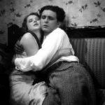 1_Marta Trojanová a Jaroslav Gleich ve filmu Loupežník z roku 1931 Josefa Kodíčka_foto Národní filmový archiv_repro zdarma