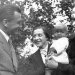 2_V prosinci 1933 se manželům Bohuslavu a Miladě Horákovým narodila dcera Jana_foto archiv Jany Kánské