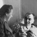 6_Oba manžele zatklo gestapo za odbojovou činnost, Bohuslav byl po věznění tak zesláblý, že po návratu podstoupil transfuzi krve_foto archiv Jany Kánské