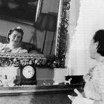 8_Jeden z posledních snímků zachycujících šťastné rodinné chvíle_Jana začala v sezóně 1947-48 chodit do tanečních_foto archiv Jany Kánské